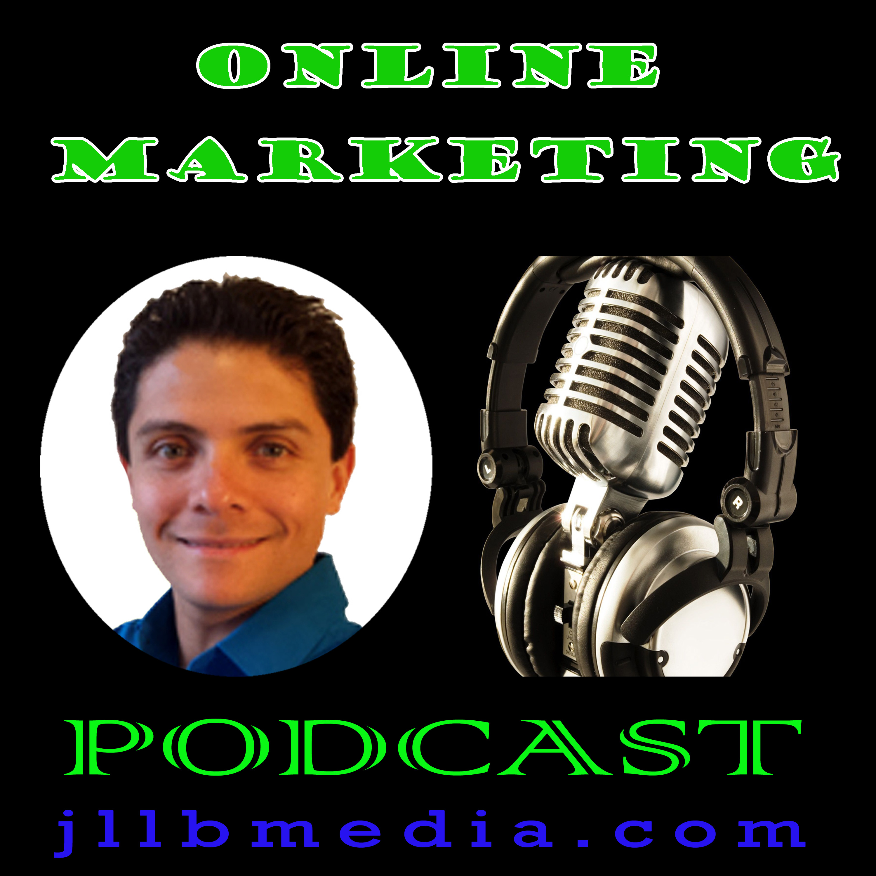Marketing Podcast with Juan LLerena